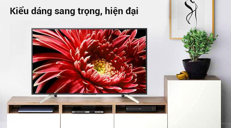 Tổng quan Android Tivi Sony 4K 49 inch KD-49X8500G