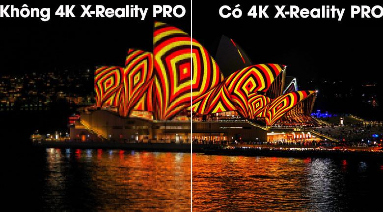 Tivi Sony 4K 49 inch KD-49X8500G/S 4K X-Reality PRO
