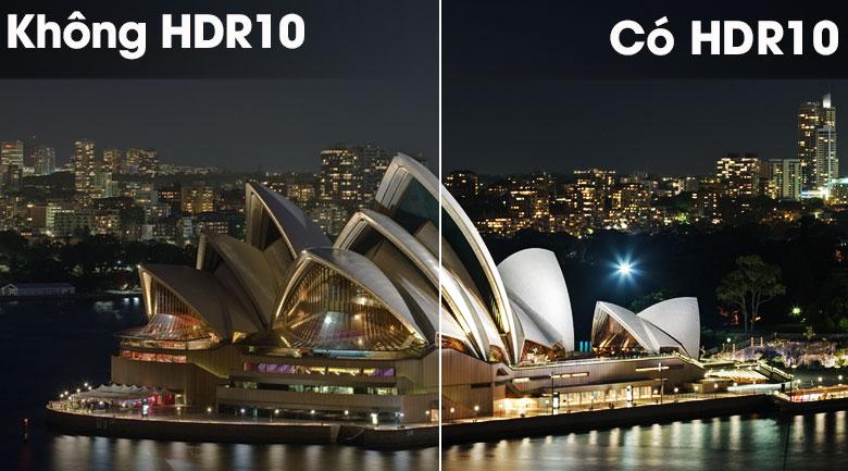 Tivi LED Sony KD-49X8500G/S HDR10