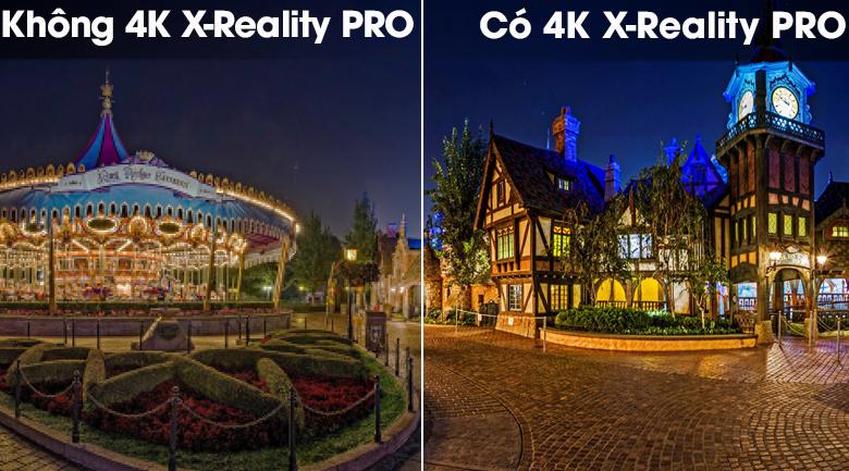 Tivi Sony 4K 49 inch KD-49X7000G - 4K X-Reality PRO