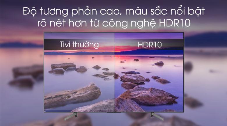 Smart Tivi Sony 4K 49 inch KD-49X7000G - HDR10
