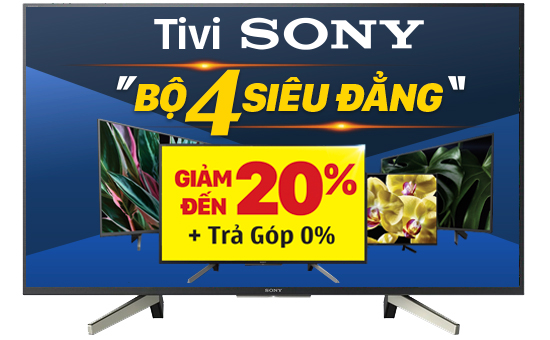 Android TV SONY 49""