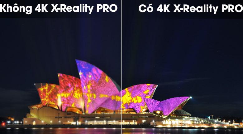 Tivi Sony 4K 43 inch KD-43X8500G - 4K X-Reality PRO