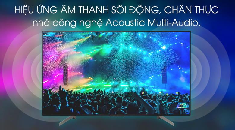 Hệ thống Acoustic Multi-Audio