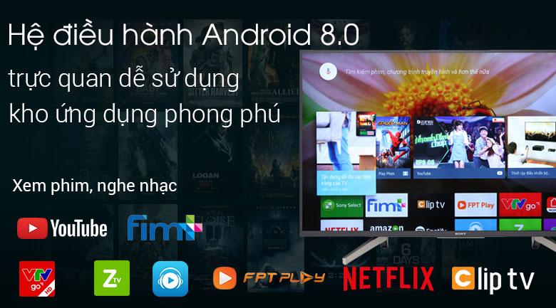 Hệ điều hành Android 8.0 dễ sử dụng