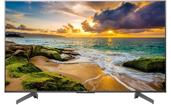 Android TV 4K SONY 75""