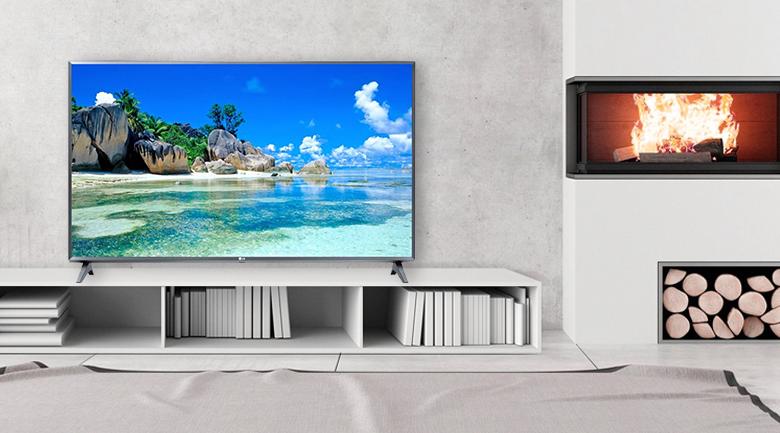 Smart Tivi LG 32 inch 32LM570BPTC - Thiết kế đơn giản, tinh tế