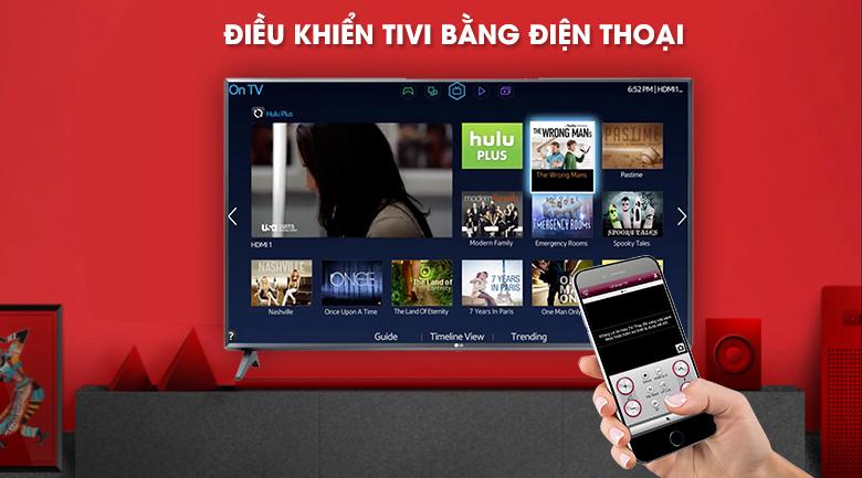 Smart Tivi LG 32 inch 32LM570BPTC - Ứng dụng LG TV Plus