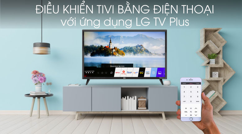 Smart Tivi LG 43 inch 43LM5700PTC - LG TV Plus