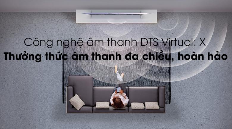 Smart Tivi LG 43 inch 43LM5700PTC  - Công nghệ âm thanh DTS Virtual: X