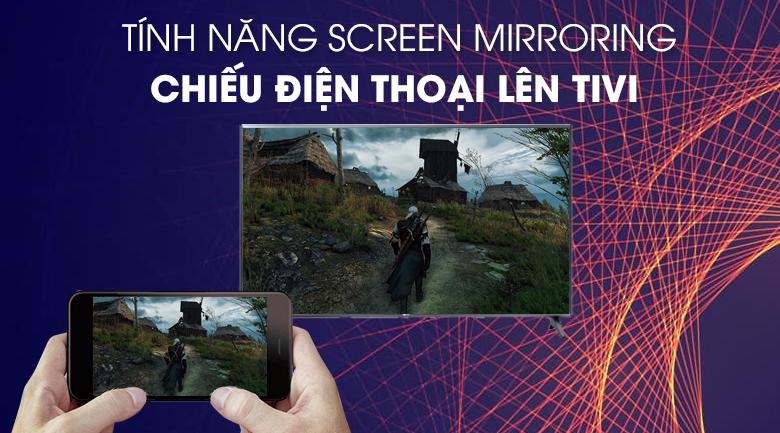 Smart Tivi LG 43 inch 43LM5700PTC - Chiếu điện thoại lên tivi bằng tính năng Screen Mirroring