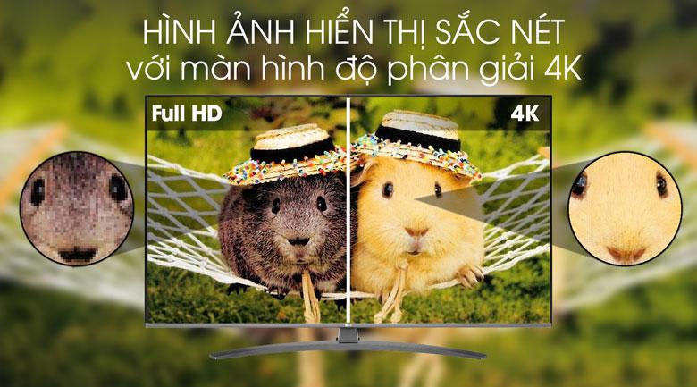 Smart Tivi LG 4K 50 inch 50UM7600PTA - 4K