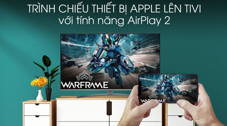 Smart Tivi LG 4K 50 inch 50UM7600PTA - AirPlay 2