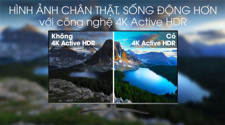 Smart Tivi LG 4K 55 inch 55UM7600PTA