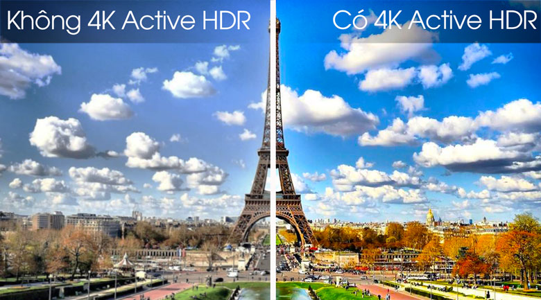 Smart Tivi LG 4K 55 inch 55UM7600PTA - 4K Active HDR