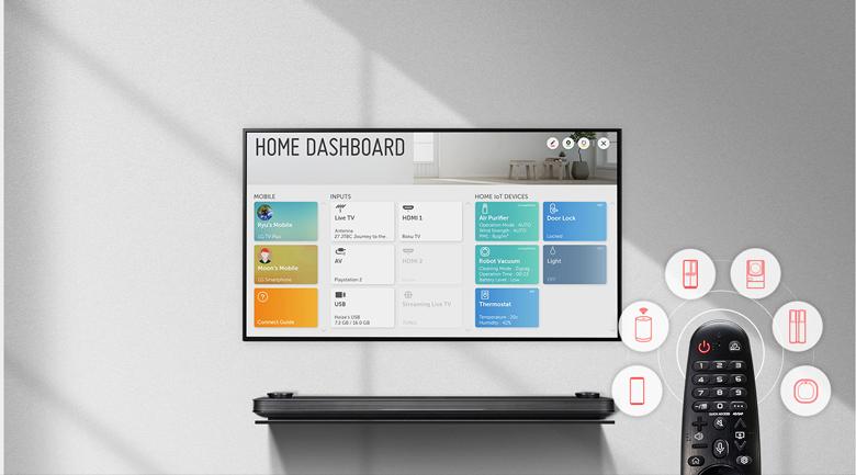 Smart Tivi LG 4K 65 inch 65UM7600PTA - AI ThinQ