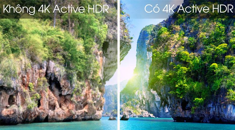 Smart Tivi LG 4K 65 inch 65UM7600PTA - Công nghệ 4K Active HDR