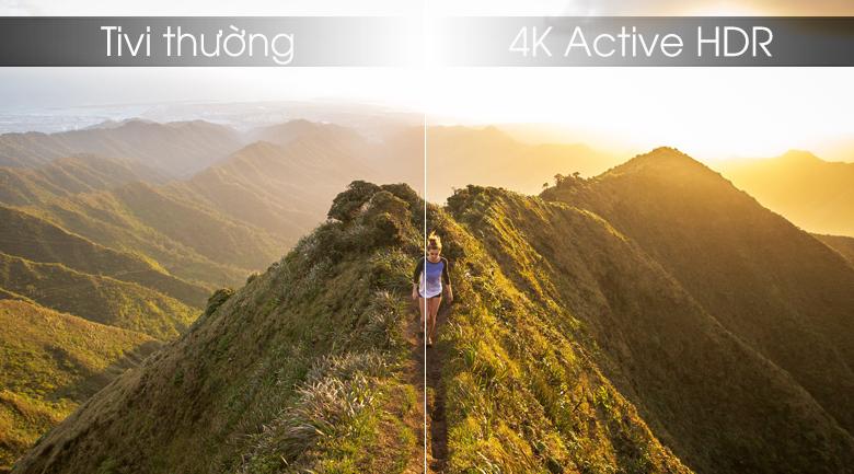 Smart Tivi LG 4K 65 inch 65UM7600PTA - 4K Active HDR