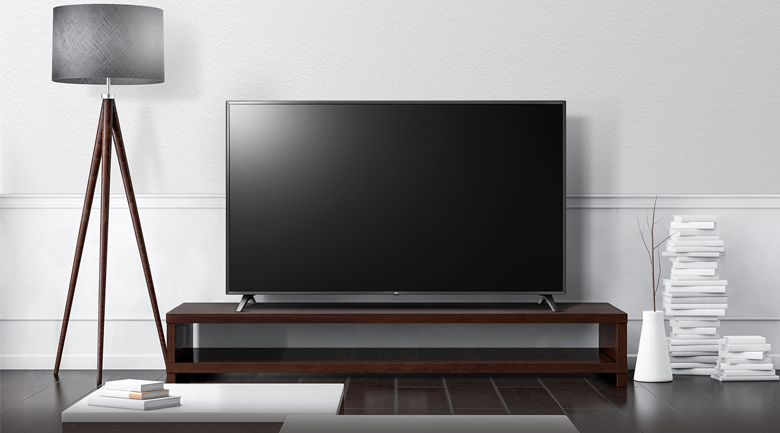 Smart Tivi LG 4K 43 inch 43UM7300PTA - Thiết kế