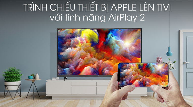 Smart Tivi LG 4K 43 inch 43UM7300PTA - AirPlay 2