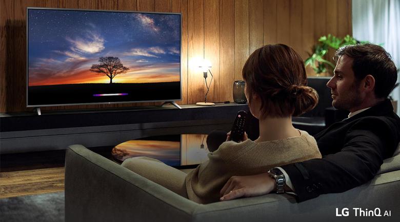 Smart Tivi LG 4K 55 inch 55UM7300PTA - AI ThinQ