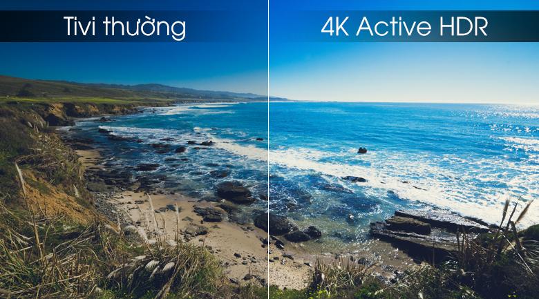 Smart Tivi LG 4K 55 inch 55UM7400PTA - 4K Active HDR
