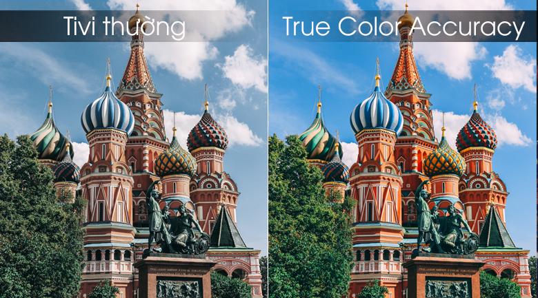 Smart Tivi LG 4K 55 inch 55UM7400PTA - True Color Accuracy