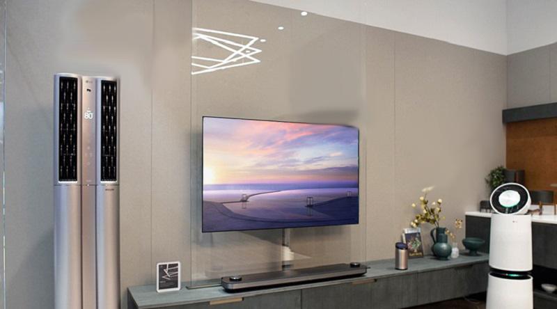 Smart Tivi LG 4K 65 inch 65UM7400PTA - Trải nghiệm tuyệt vời công nghệ thông minh AI ThinkQ