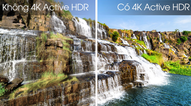 Smart Tivi LG 4K 65 inch 65UM7400PTA - Công nghệ 4K Active HDR
