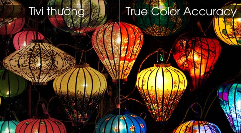 Smart Tivi LG 4K 65 inch 65UM7400PTA - Công nghệ True Color Accuracy