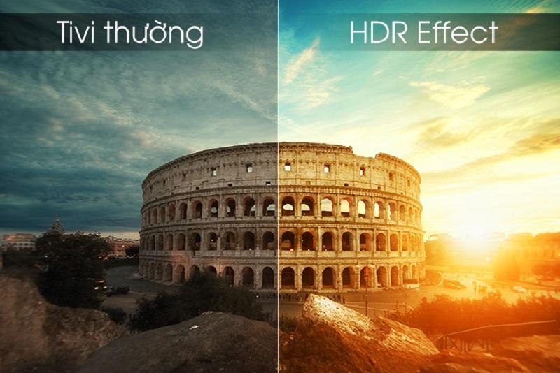 Smart Tivi LG 4K 65 inch 65UM7400PTA - HDR Effect tăng cường độ tương phản