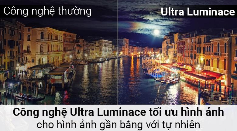 Công nghệ Ultra Luminance - Smart Tivi LG 4K 55 inch 55SM9000PTA