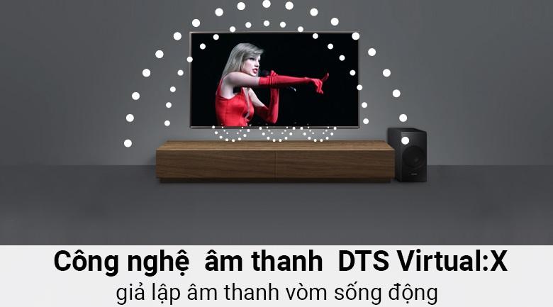 Công nghệ DTS Virtual:X - Smart Tivi LG 4K 49 inch 49SM8100PTA