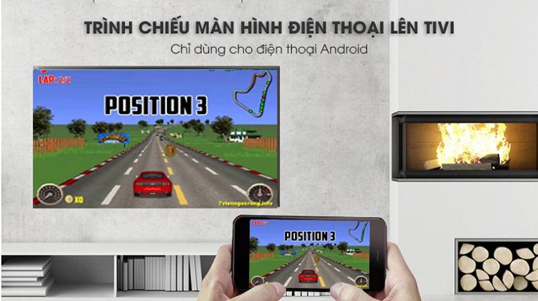 Chiếu màn hình Screen Mirroring - Smart Tivi LG 4K 49 inch 49SM8100PTA