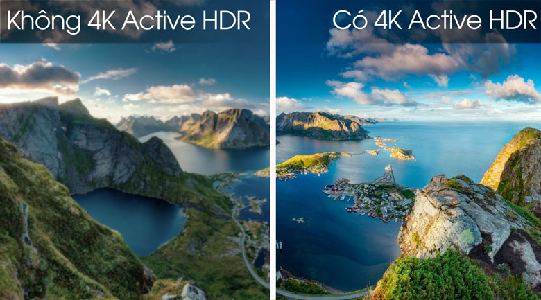 Smart Tivi LG 4K 55 inch 55SM8100PTA - 4K Active HDR