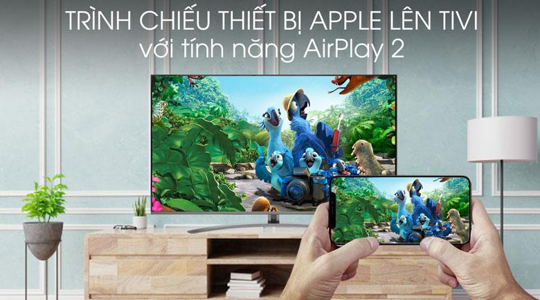 Smart Tivi LG 4K 55 inch 55SM8100PTA - AirPlay 2