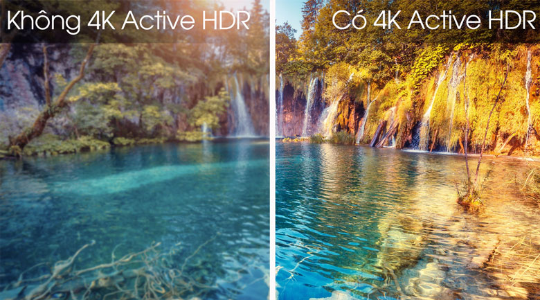 Công nghệ 4K Active HDR - Smart Tivi LG 4K 65 inch 65SM8100PTA Mẫu 2019