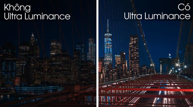Công nghệ Ultra Luminance - Smart Tivi LG 4K 65 inch 65SM8100PTA Mẫu 2019