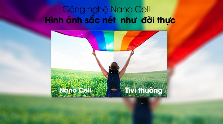 Công nghệ NanoCell TV tốt nhất của LG