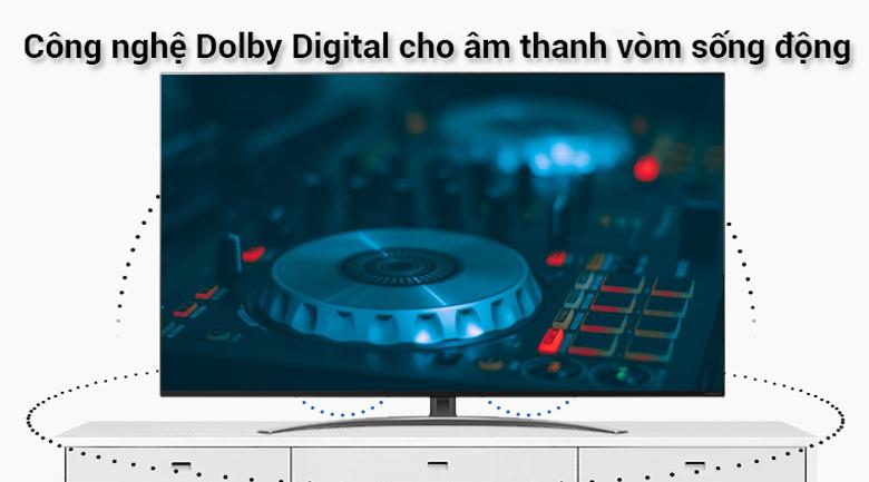 Công nghệ âm thanh vòm Dolby Vision & Atmos
