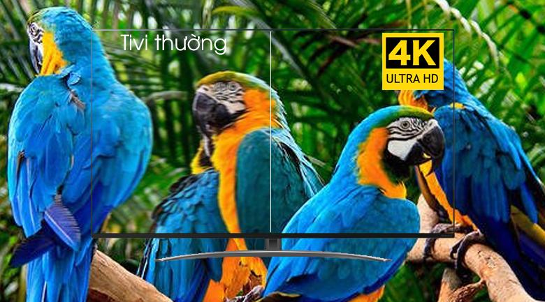 Độ phân giải Ultra HD 4K siêu nét - Smart Tivi LG 4K 65 inch 65SM8600PTA Mẫu 2019