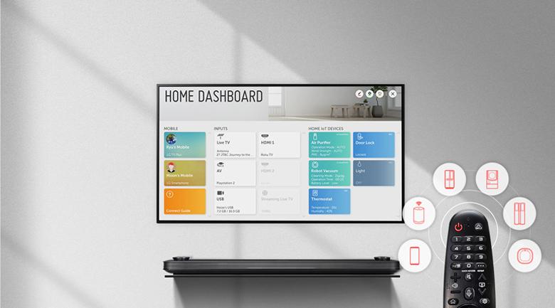 Smart Tivi LG 4K 65 inch 65SM8600PTA - Trí tuệ nhân tạo thông minh AI ThinQ