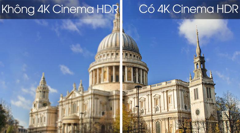 Smart Tivi LG 4K 65 inch 65SM8600PTA - 4K Cinema HDR