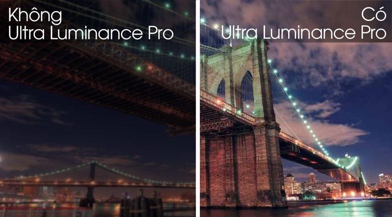 Công nghệ Ultra Luminance PRO - Smart Tivi LG 4K 55 inch 55SM9000PTA