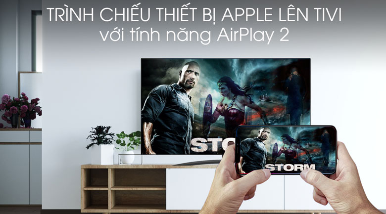 Smart Tivi LG 4K 65 inch 65SM9000PTA - AirPlay 2