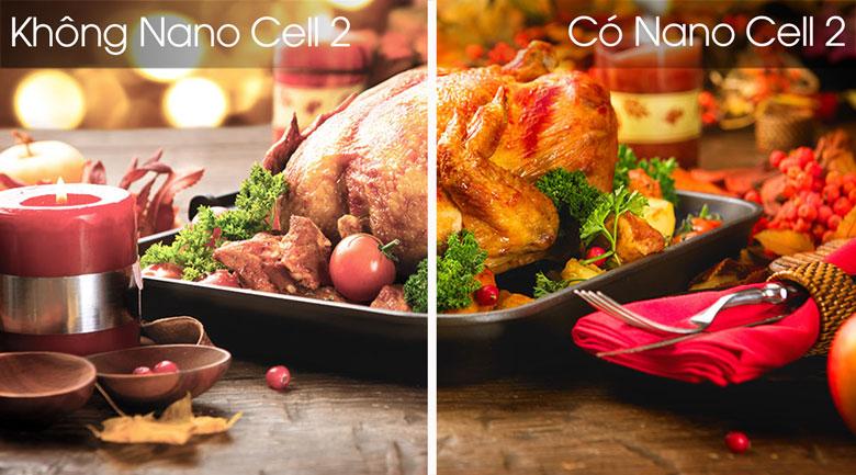 Công nghệ màn hình chấm lượng tử Nano Cell 2 - Smart Tivi LG 4K 65 inch 65SM9000PTA