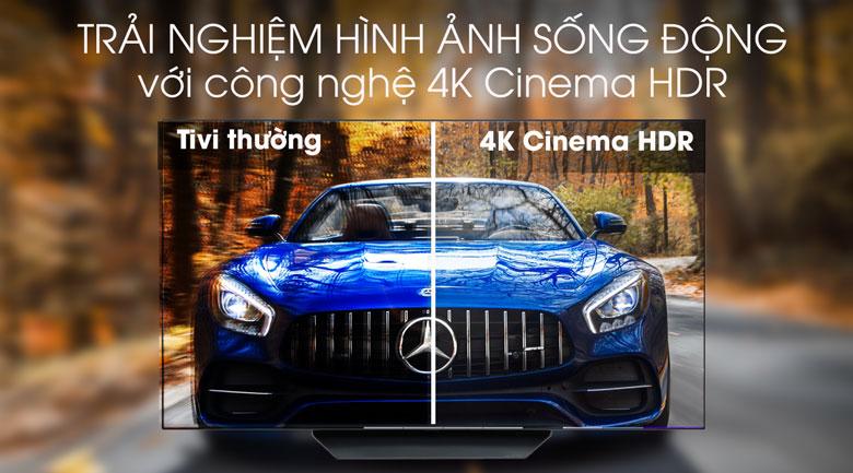 Smart Tivi OLED LG 4K 55 inch 55B9PTA - 4K Cinema HDR
