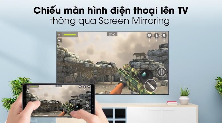 Tính năng Screen Mirroring (Screen Share) - Smart Tivi OLED LG 4K 65 inch 65B9PTA