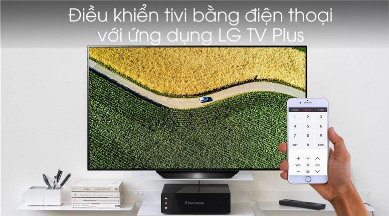 Smart Tivi OLED LG 4K 65 inch 65B9PTA - LG TV Plus