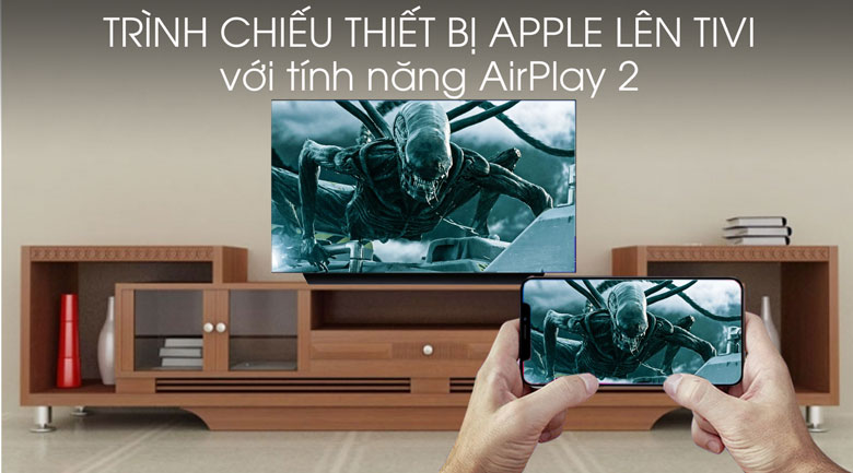 Smart Tivi OLED LG 4K 55 inch 55C9PTA - AirPlay 2